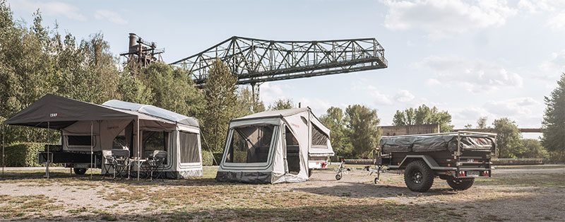 Campwerk Tenttrailer